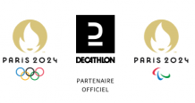 Decathlon and Paris 2024, partners of sport for all