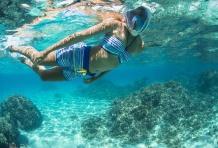 La maschera da snorkeling innovativa!