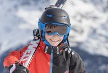 Mi porti a sciare ?