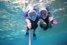 Respirare in acqua come sulla terra ferma !
