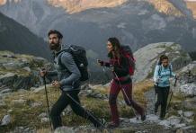 Collezione hiking primavera - estate 2018
