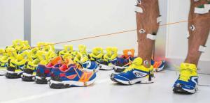 Ideare, produrre e testare prodotti sportivi